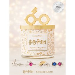Harry Potter Magical Moments Duftkerze mit Ring von...